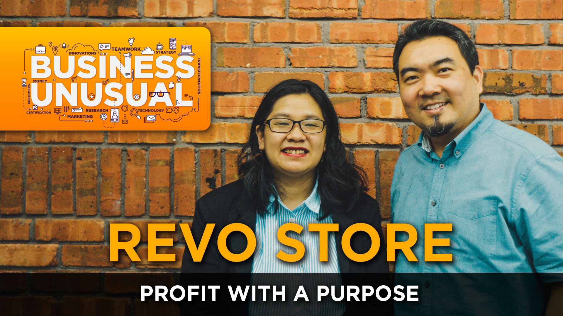 Business Unusual Ep.02: Profit with a Purpose