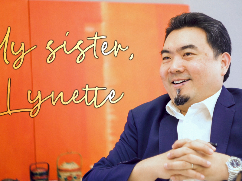 """My sister, Lynette"" (Episode 01)"