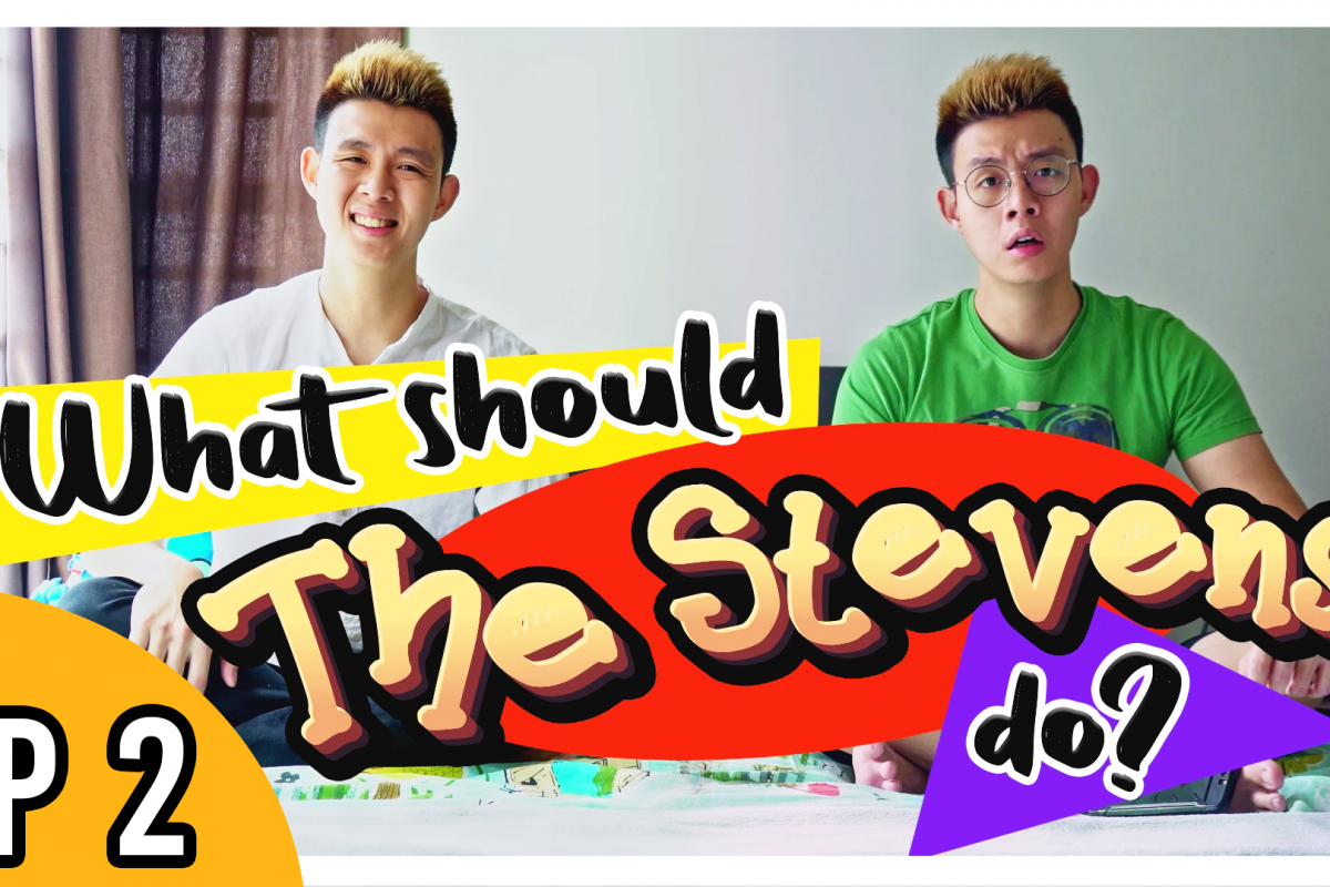 What Should The Stevens Do – Episode 2 | A MCO Mini Web Series