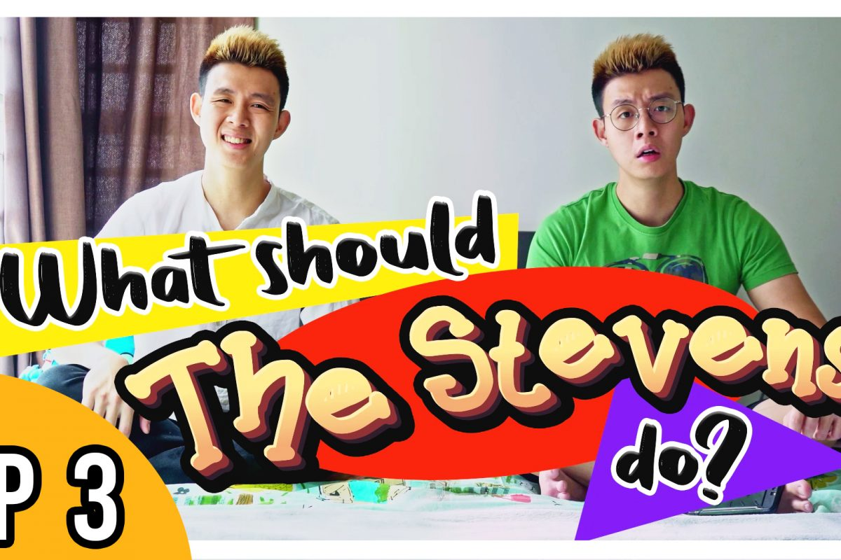 What Should The Stevens Do – Episode 3 | A MCO Mini Web Series
